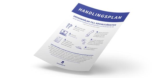 Handlingsplan i fickformat